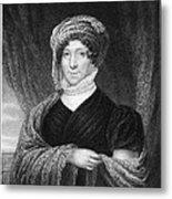 Dolley Madison (1768-1849) Metal Print