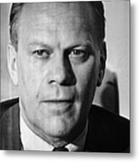 Gerald R. Ford (1913-2006) Metal Print by Granger