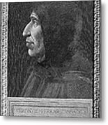 Girolamo Savonarola Metal Print