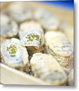 Goat's Cheese Metal Print