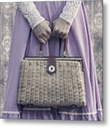 Handbag Metal Print by Joana Kruse