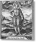 Henry IIi (1551-1589) Metal Print