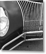 Hot Rod Front Metal Print