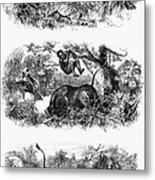 John H. Speke (1827-1864) Metal Print
