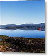 Kenmare Bay, Dunkerron Islands, Co Metal Print