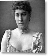 Lillie Langtry (1852-1929) Metal Print
