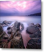3 Minutes At Leas Foot Metal Print by Mark Leader