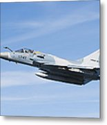 Mirage 2000c Of The French Air Force Metal Print