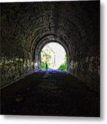 Moonville Tunnel  Metal Print