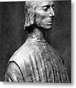 Niccolo Machiavelli Metal Print by Granger