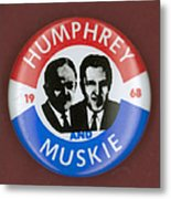Presidential Campaign, 1968 Metal Print by Granger