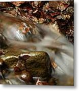 River Metal Print by Odon Czintos
