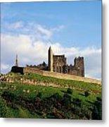 Rock Of Cashel, Co Tipperary, Ireland Metal Print