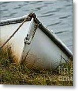Rowboat Metal Print