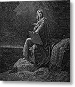 Saint John The Evangelist Metal Print