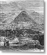 San Francisco, 1850 Metal Print