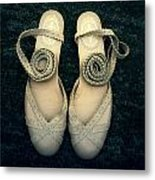 Shoes Metal Print by Joana Kruse