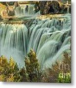 Shoshone Falls  Metal Print