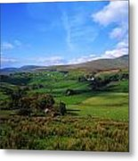 Sperrin Mountains, Co Tyrone, Ireland Metal Print
