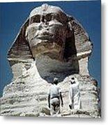 The Great Sphinx Metal Print