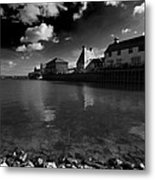 The Stour Estuary Manningtree Essex Metal Print