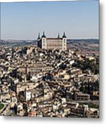 Toledo Spain Metal Print