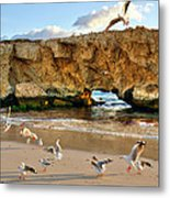 Two Rocks Wa Metal Print