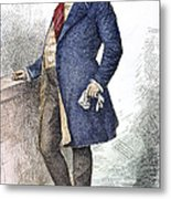 William Iv (1765-1837) Metal Print