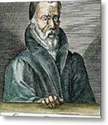 William Tyndale (1492?-1536) Metal Print
