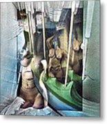 #31 Verticalnudecomp 2003 Metal Print