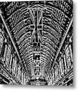 Leadenhall Market London Metal Print