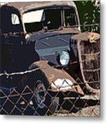 '36 Ford Metal Print