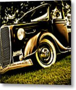 37 Ford Pickup Metal Print by Phil 'motography' Clark