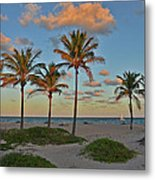 39- Evening In Paradise Metal Print