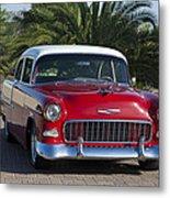 1955 Chevrolet 210 Metal Print