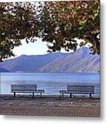 Ascona - Lake Maggiore Metal Print
