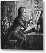 Charles Lamb (1775-1834) Metal Print