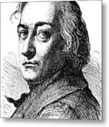 Claude-louis Berthollet, French Chemist Metal Print by Science Source