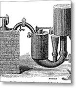 Denis Papin (1647-1712) Metal Print