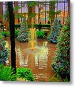 Dupont Gardens Metal Print