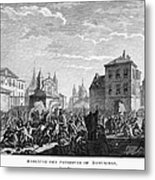 French Revolution, 1790 Metal Print