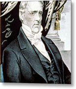 James Buchanan, 15th American President Metal Print