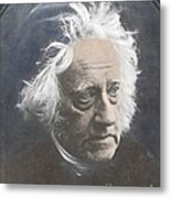 John Herschel, English Polymath Metal Print