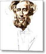 John Tyndall, Irish Physicist Metal Print