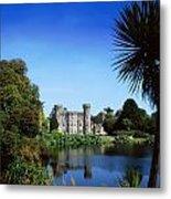 Johnstown Castle, Co Wexford, Ireland Metal Print