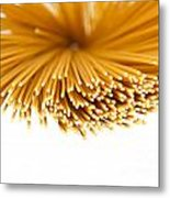 Pasta Metal Print by Blink Images