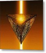 Quantum Computing Metal Print