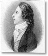 Robert Southey (1774-1843) Metal Print