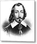 Samuel De Champlain Metal Print