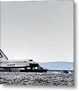 Shuttle Enterprise Metal Print